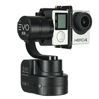 EVO Gimbals EVO SS 3 Axis Wearable Gimbal for GoPro
