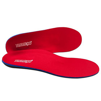 NAZAROO Orthotic Insoles, Flat Feet Fight Against Plantar Fasciitis and Pronation