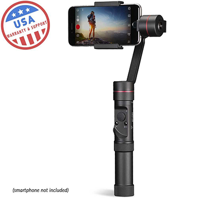 EVO SP-PRO Gen2 three - Axis iPhone Gimbal Stabilizer for iOS and Android Smartphones