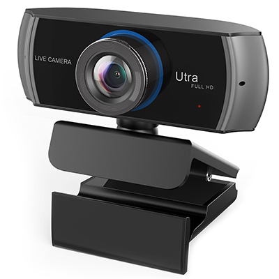 Growfast Full HD Webcam 1080P/1536P Widescreen Video Calling and Recording
