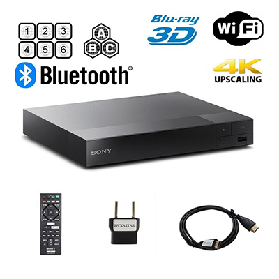 Top 10 Best 4k Blu ray DVD Players in 2018 Reviews