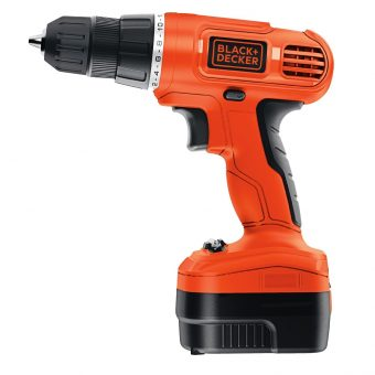 Black & Decker-Cordless Drills