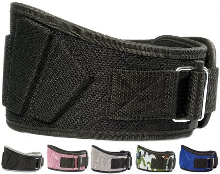 Fire Team Fit Weight Lifting Belts