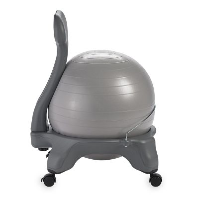 Gaiam Balance Ball Chair-Yoga Ball Chairs