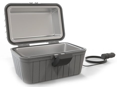 Gideon Heated Electric Lunch Box
