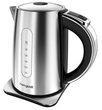 Homgeek 1.7L Electric Kettle Precise