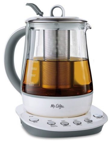 Mr. Coffee Hot Tea Maker and Kettle