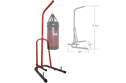 Free-Standing Station Steel Boxing MMA Heavy Bag Stand