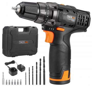 Top 10 Best Cordless Drills in 2021 Review