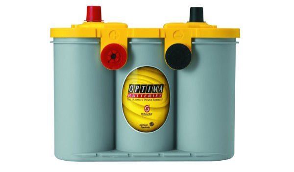 Optima Batteries 8014-045 D34:78 YellowTop Dual Purpose Battery
