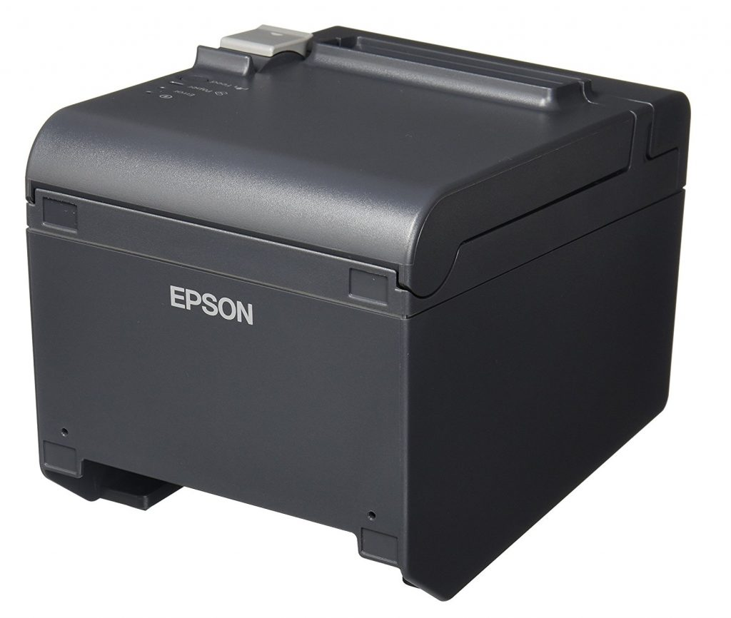1. Epson TM-T20II Direct Thermal Printer USB - Monochrome - Desktop - Receipt Print C31CD52062