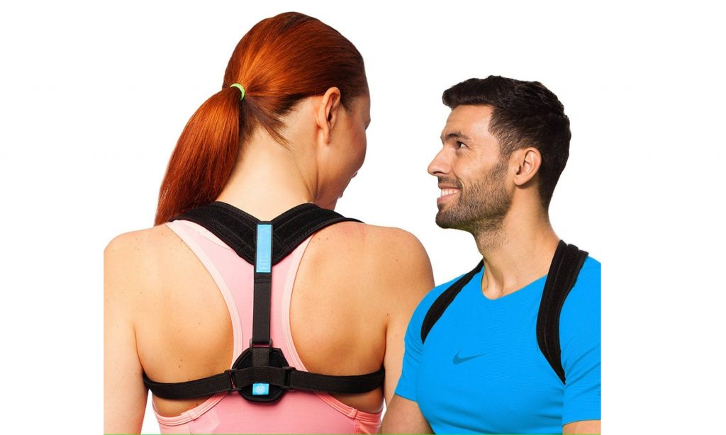 1. Fitophoria Comfortable Posture Corrector for Resistance Band