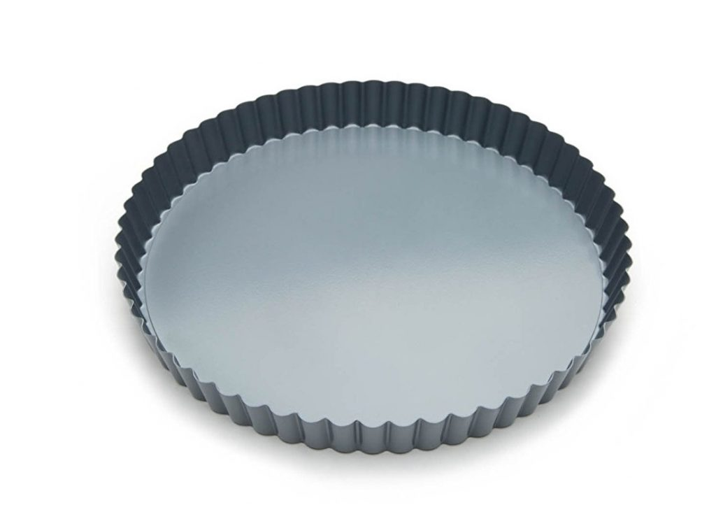 1. Fox Run 44513 Round Loose Bottom Quiche Pan, 9-Inch, Preferred Non-Stick