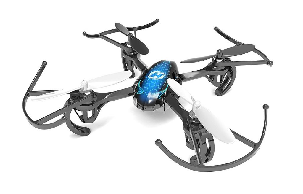 1. Holy Stone HS170 Predator Mini RC Helicopter Drone