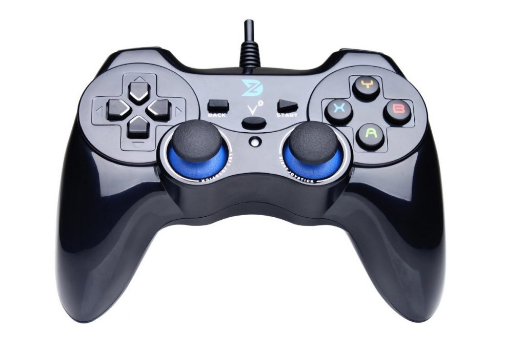 1. ZD-V+ USB Wired Gaming Controller Gamepad For PC