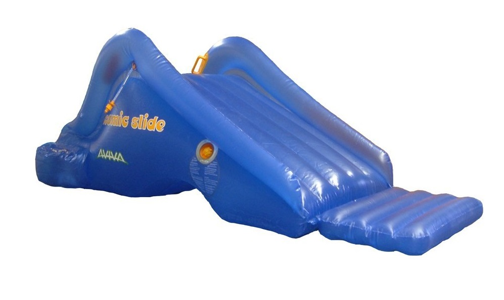 10. Aviva Sports Cosmic Slide Inflatable Pool Slide