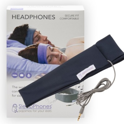 SleepPhones Classic Headphones | Ultra-Thin Speakers in Lightweight & Comfortable