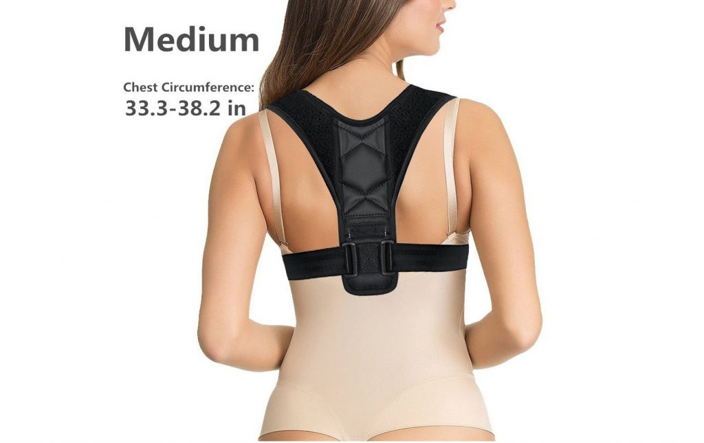2. Back Posture Corrector for Women and Men