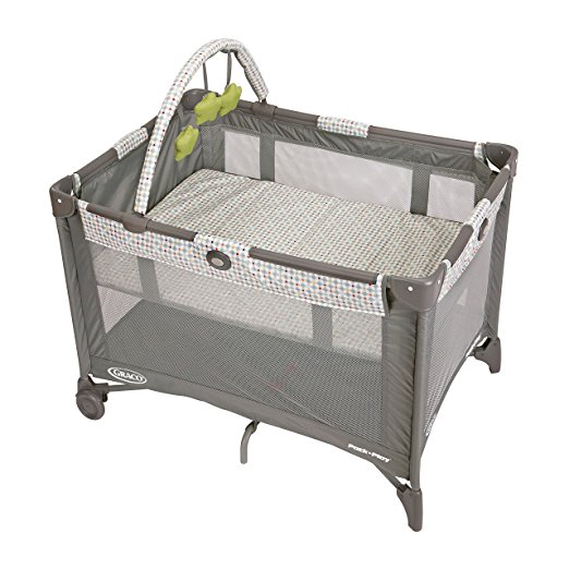 2. Graco Pack 'n Play On the Go Playard, Pasadena