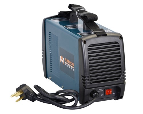 160 Amp Dual Voltage Input DC Welder IGBT Inverter Welding Soldering Machine
