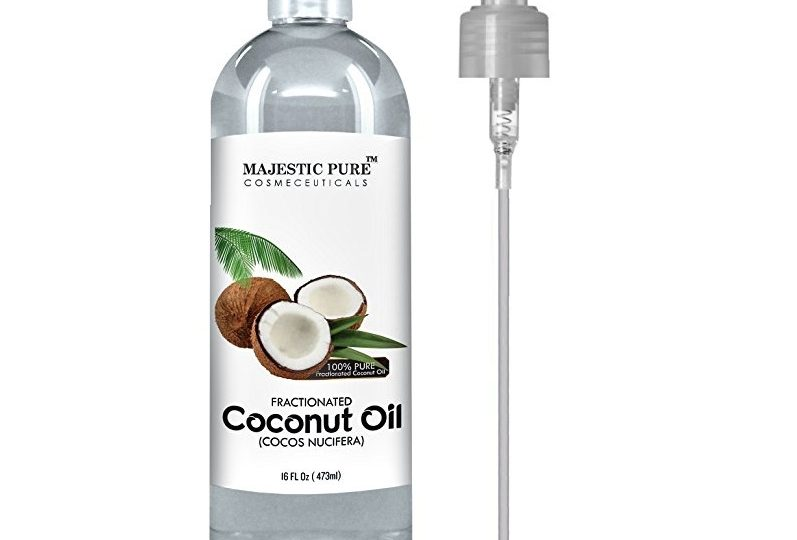 3. Majestic Pure Fractionated Coconut Oil