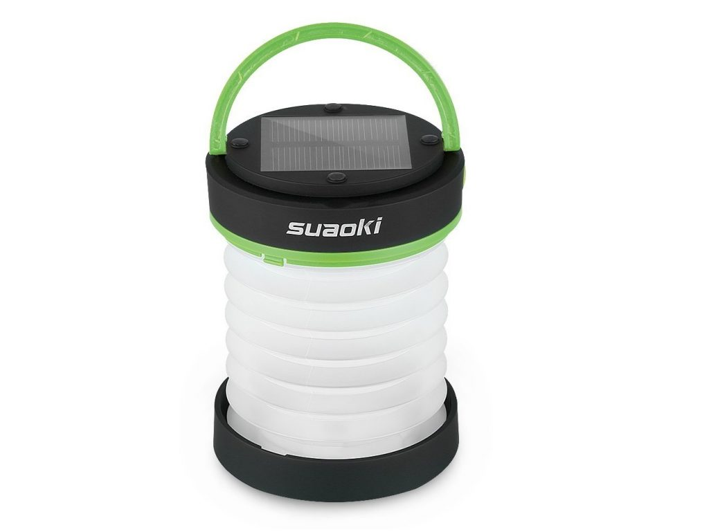 3. Suaoki Led Camping Lantern Lights Rechargeable Battery