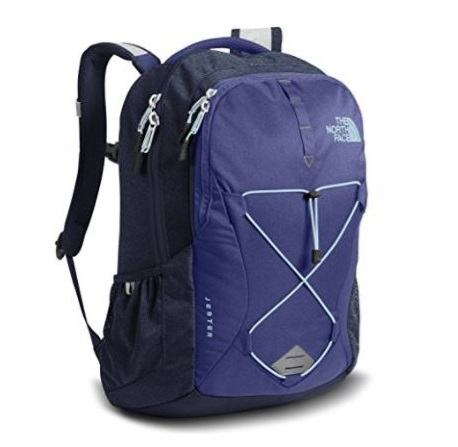 3. The North Face Women's Jester Backpack