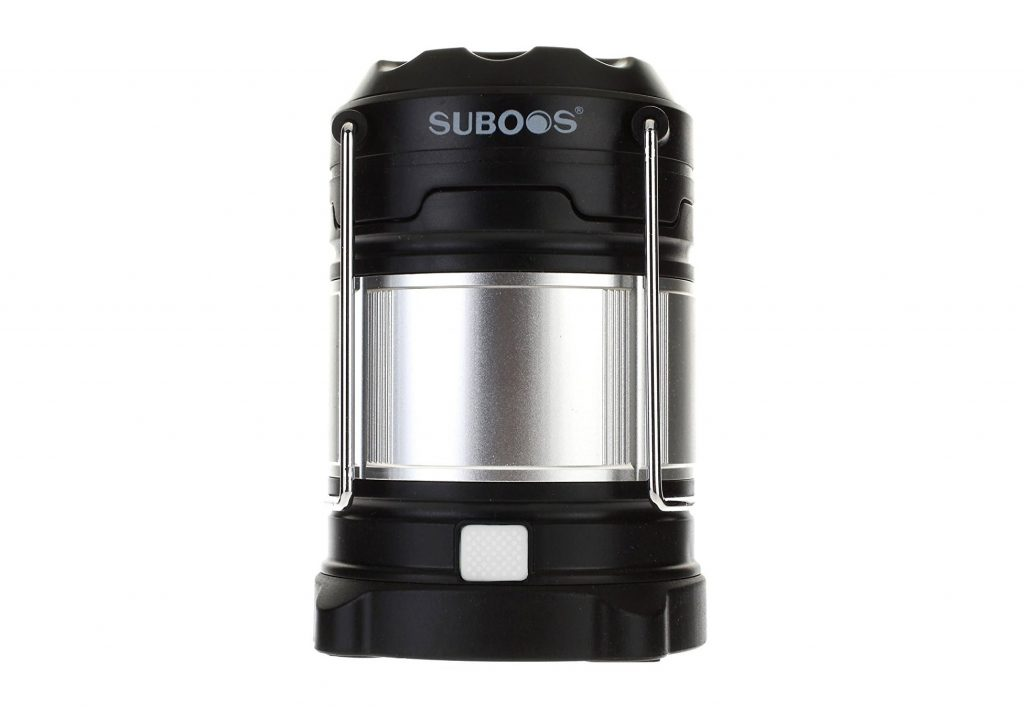 4. SUBOOS Ultimate Rechargeable LED Lantern and 5200mAh Powerbank