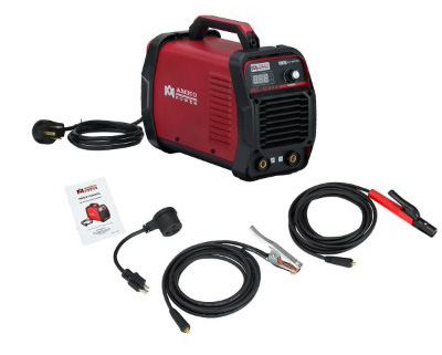 160 Amp Stick Arc Welder 115:230 Dual Input Voltage Welding Machine ARC-165