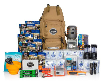 Premium Family Emergency Survival Bag:Kit – Be Equipped with 72 Hours of Disaster