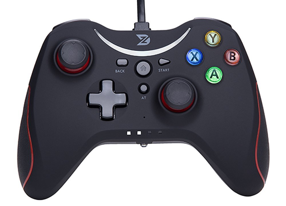 5. ZD T Gaming wired Gamepad Controller Joystick For PC
