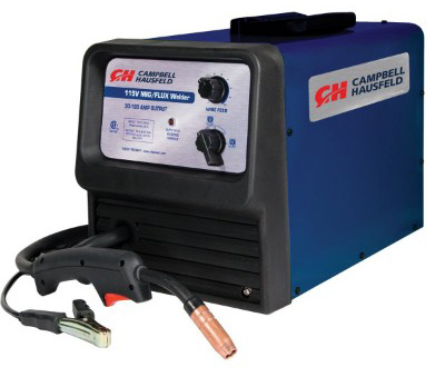 MIG Flux Core Welders 115V, 70A with Thermal Overload Protection (WG216001AV)