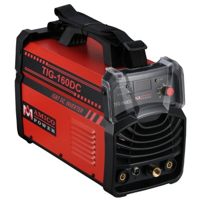 TIG 160 Amp Torch ARC Stick DC Welder 110:230V Dual Voltage Welding Machine New