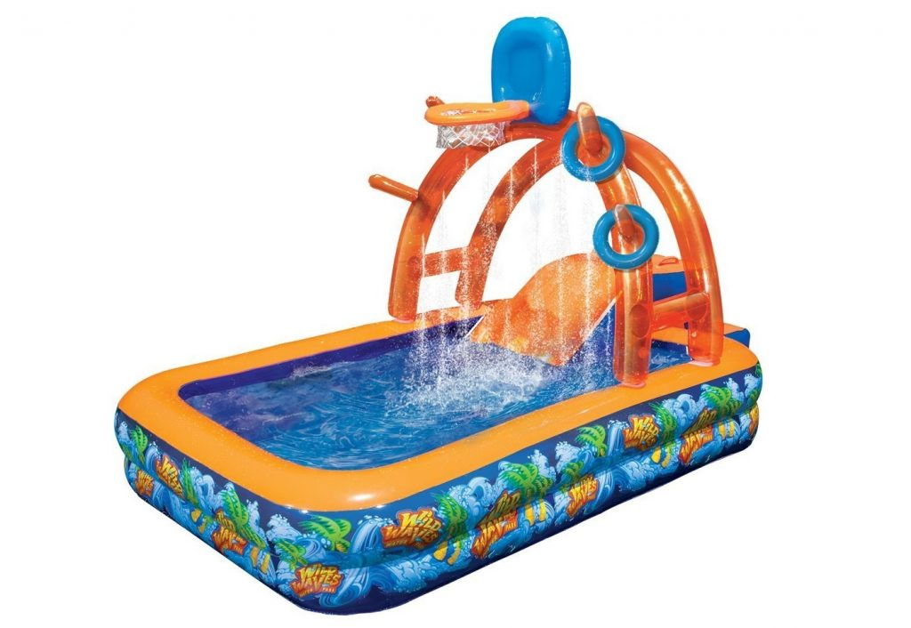 6. Banzai Wild Waves Water Park (Discontinued by manufacturer)