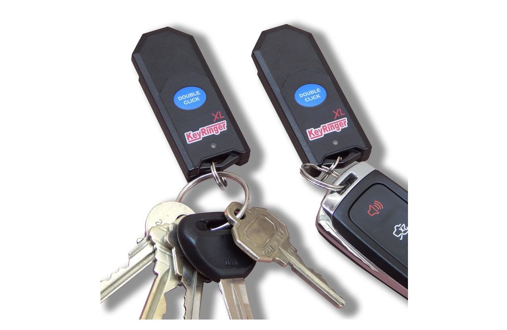 6. Key Finder Pair, Indisputably the Loudest, Long Life Replaceable Battery, High-Impact Polycarbonate Case, and Two-Year Warranty