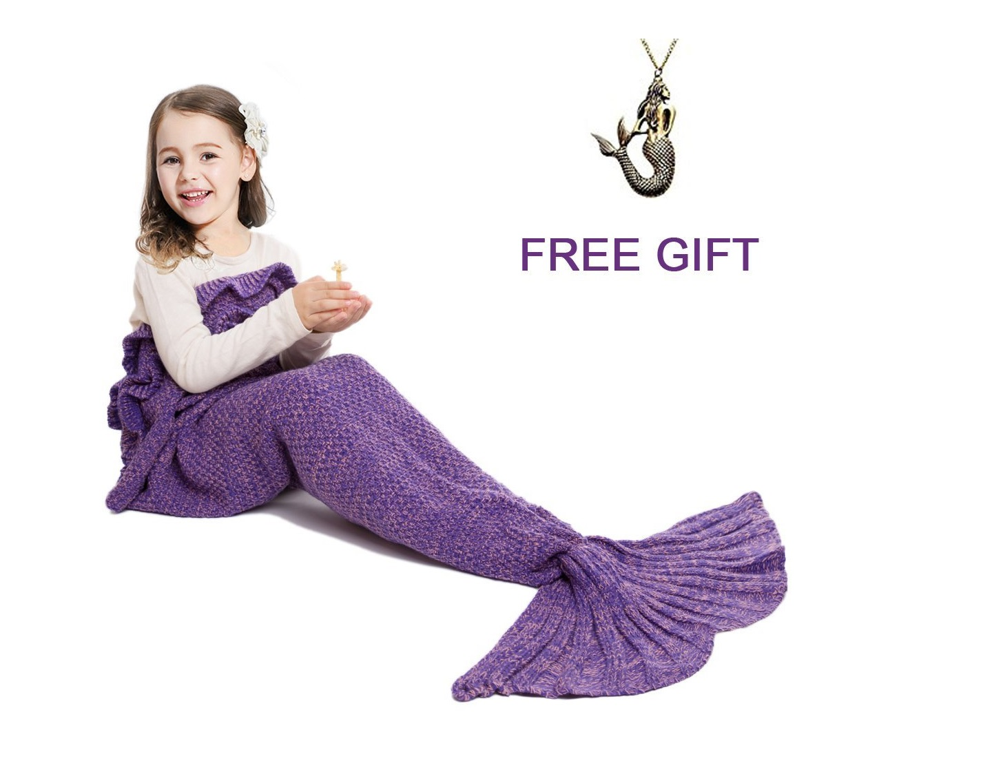 Top 10 Best Mermaid Tail Blankets in 2018