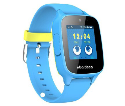 ABARDEEN B108 2G GPS GSM Tracker Smart Watch Bracelet with Camera for Kids