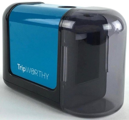 Electric Pencil Sharpeners - Battery Operated (No Cord) - Ideal For No. 2