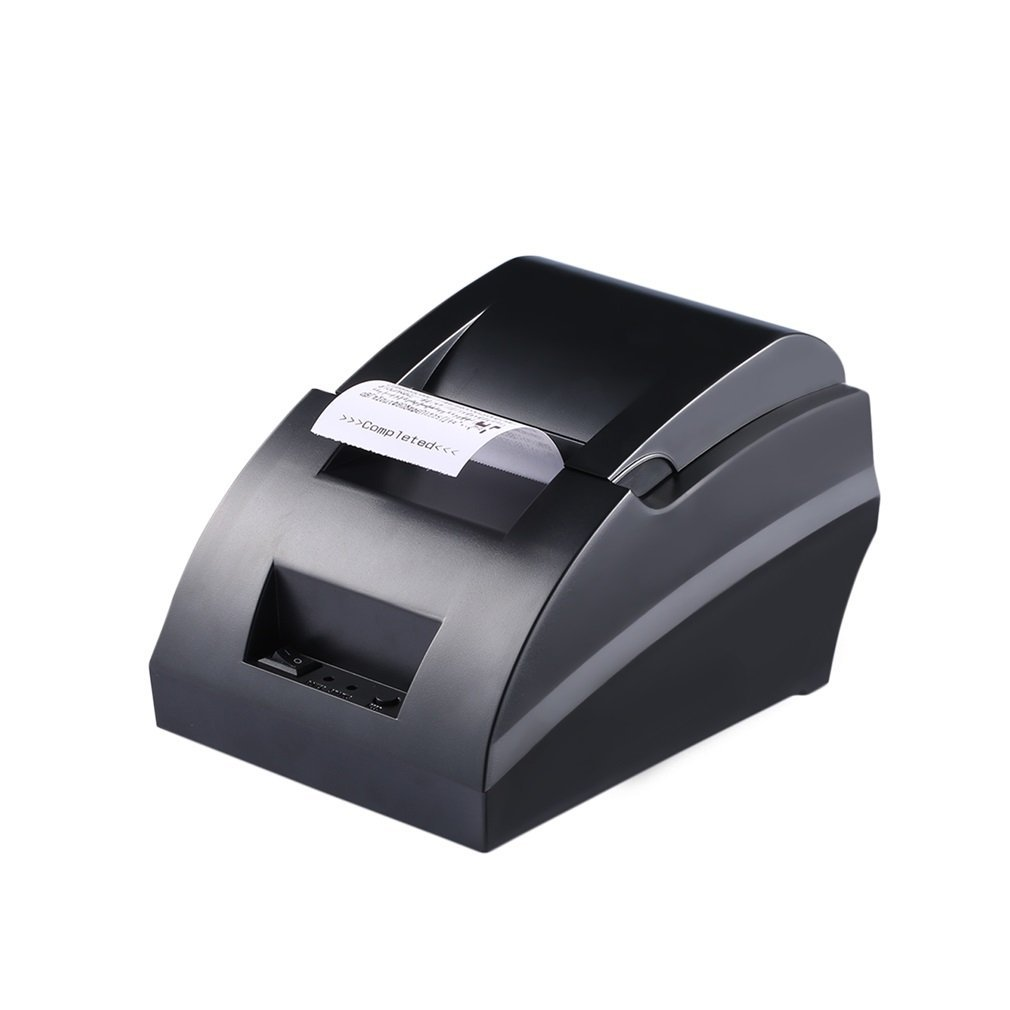 7. Thermal Receipt Printer, ACEHE 58mm USB Mini Portable High Speed Direct Thermal Printer, Printing Compatible with ESC