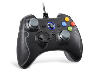7. Wired Gaming Controller, EasySMX PC Game Controller Joystick
