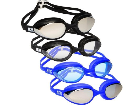 NAK Fitness Swim Goggles Anti Fog No Leaking Swimming Goggles for Men, Women and Kids
