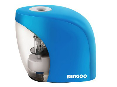 Pencil Sharpener with Auto Feature, BENGOO Portable Pencil Sharpener for 8mm