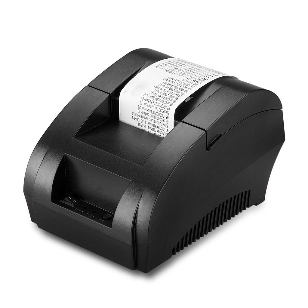 8. 8MM USB Thermal Receipt Printer,Symcode High Speed Printing 90mm