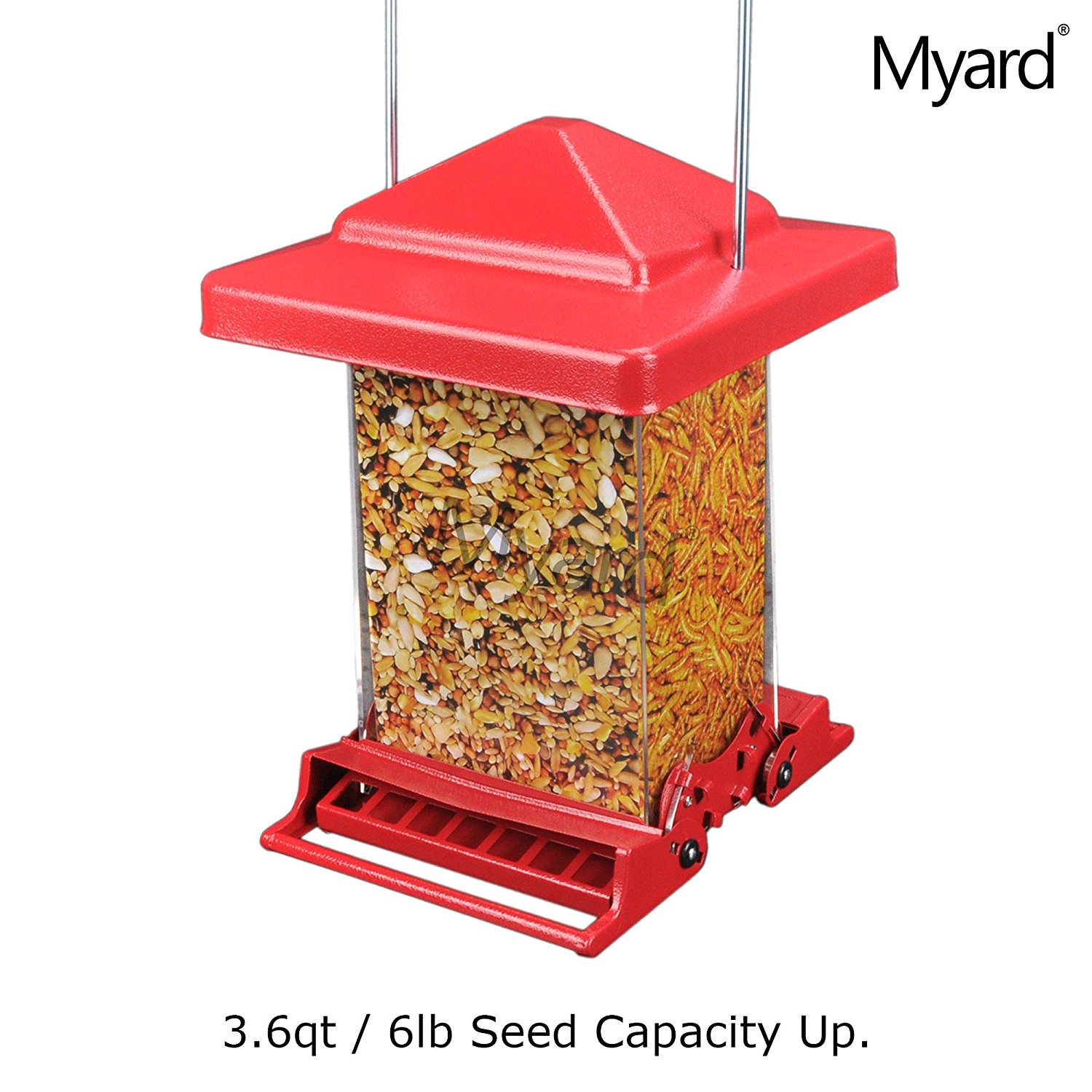 Top 10 Best Squirrel Proof Bird Feeders in 2018