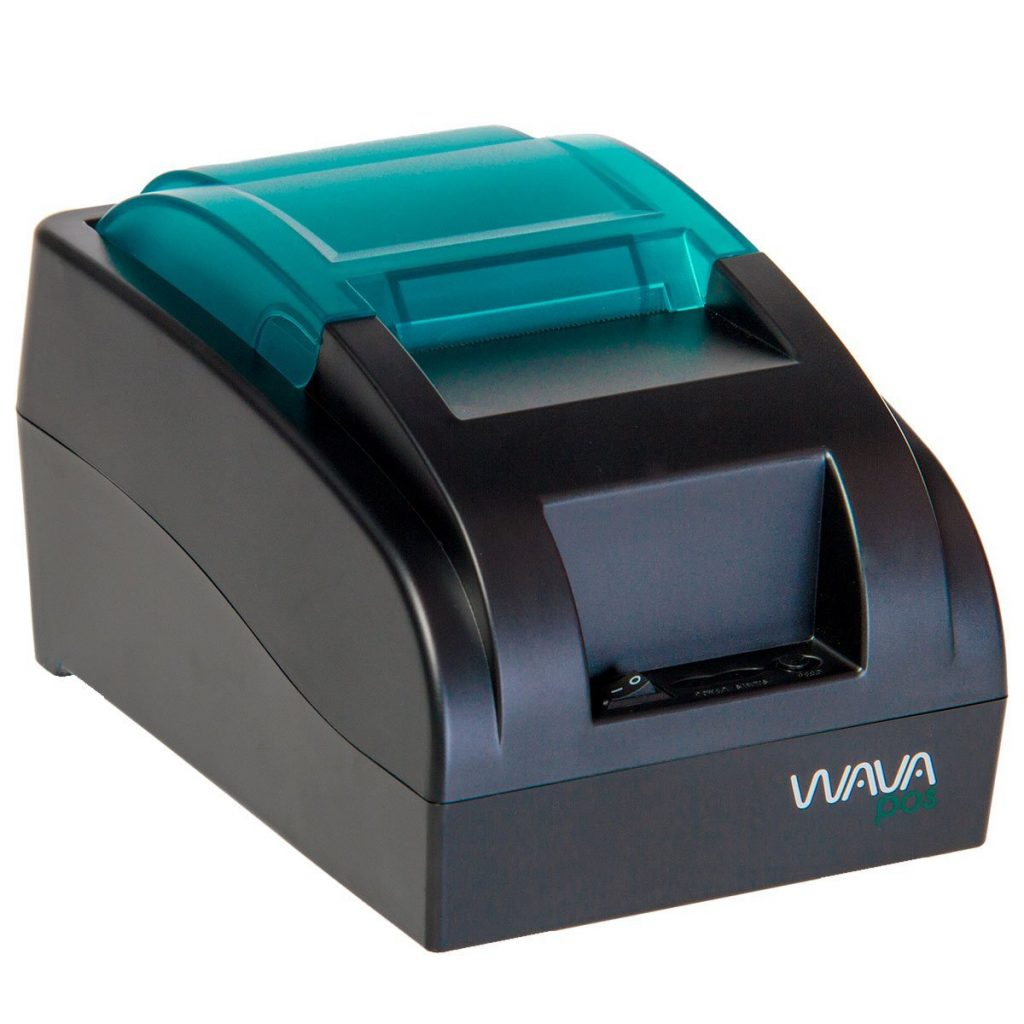 9. 58MM USB Thermal Receipt Printer - WavaPos Model W-POS58