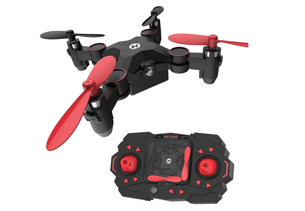 9. Holy Stone HS190 Foldable Mini Nano RC Drone for Kids Gift Portable Pocket Quadcopter