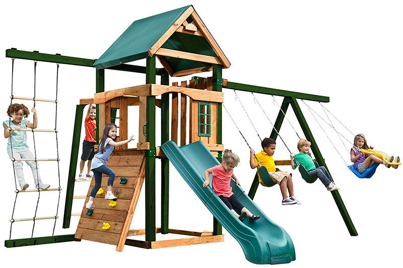 Swing-N-Slide Grand Trekker