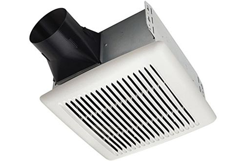 Broan AE80B Invent Energy Star Qualified Single-Speed Ventilation Fan