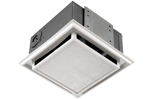 Broan 682 Duct-Free Ventilation Fan with Charcoal Filter