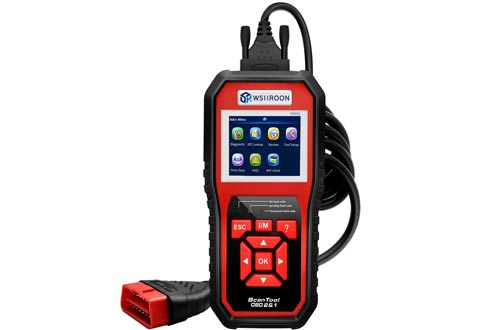 Wsiiroon Professional OBD2 Scanner